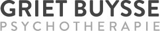 Logo Griet Buysse Psychotherapie